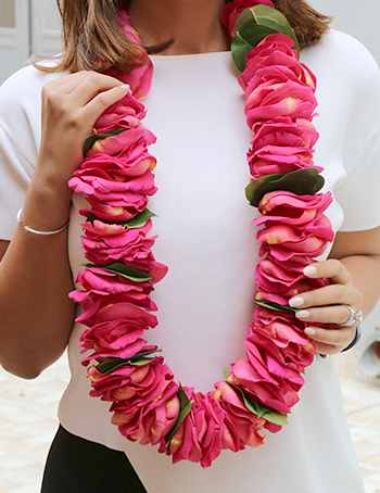 Petal Necklace