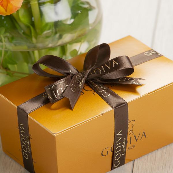 Godiva Golden box