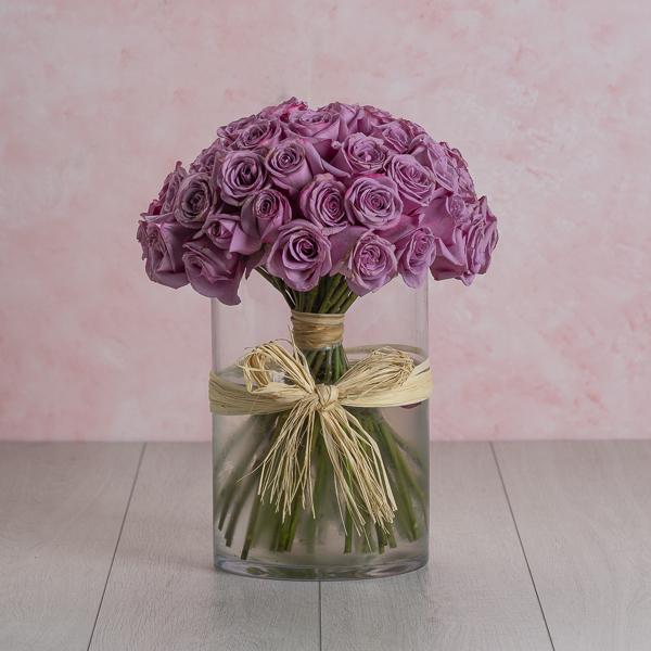 Fatima's Purple Roses