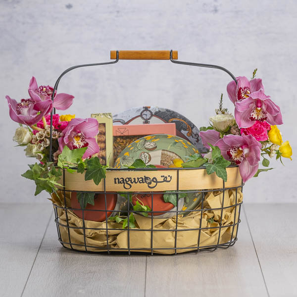 Nagwa Basket IV