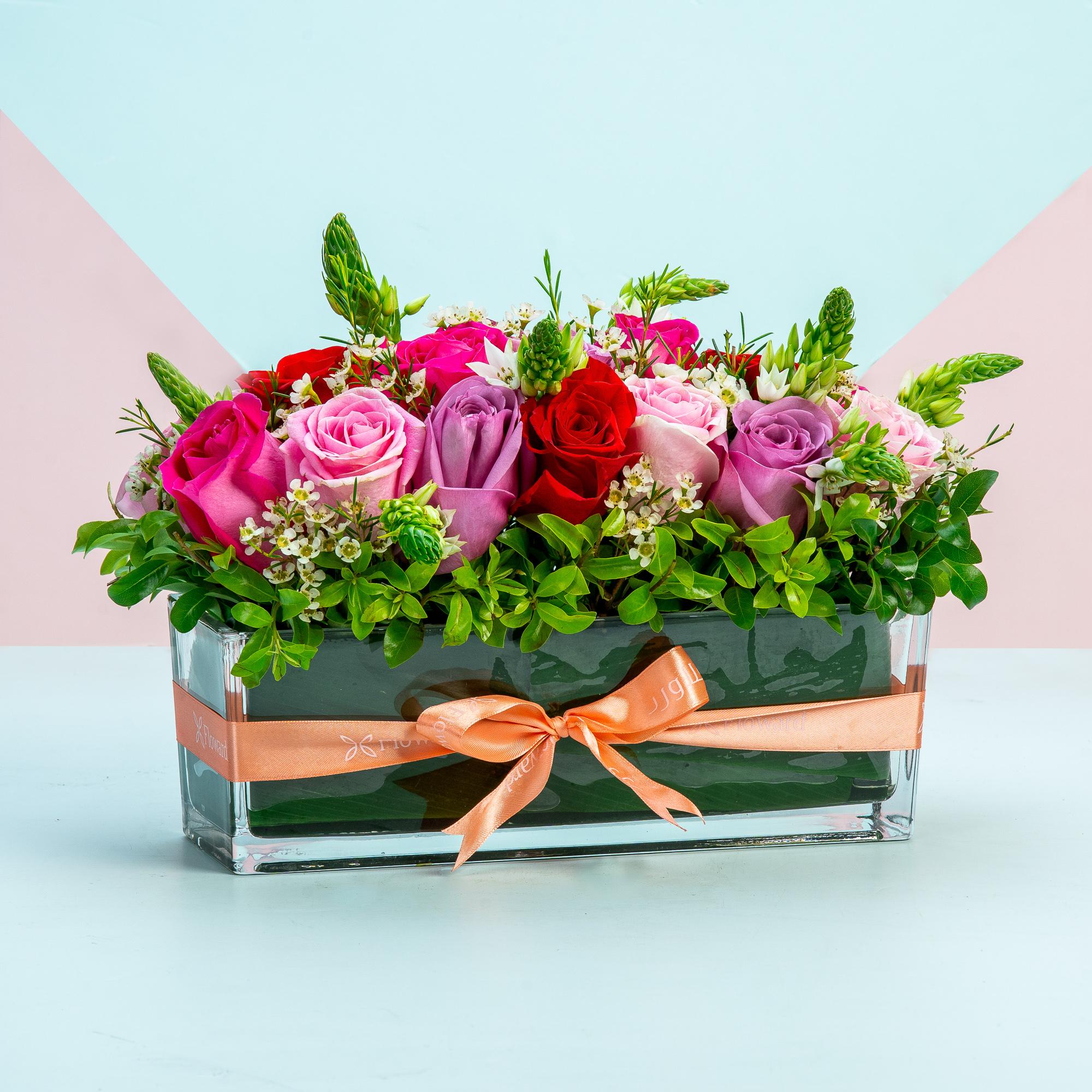 Farah & Aqeel's Flower Block
