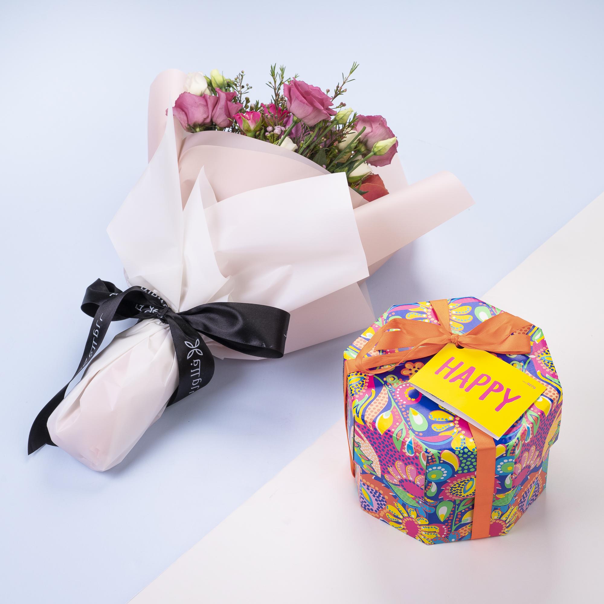 Lush The Happy B+Gift