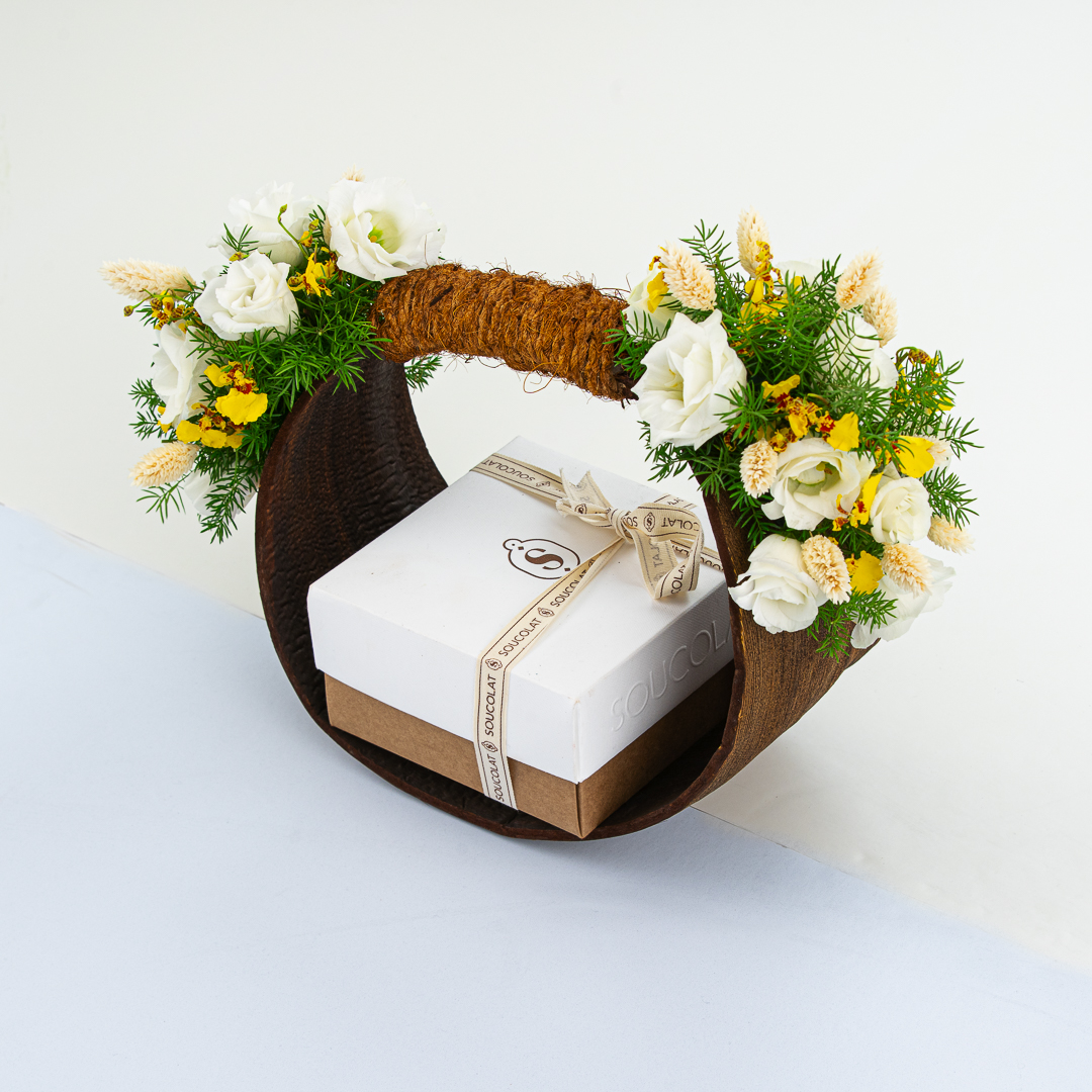 Soucolat Flower Handle I