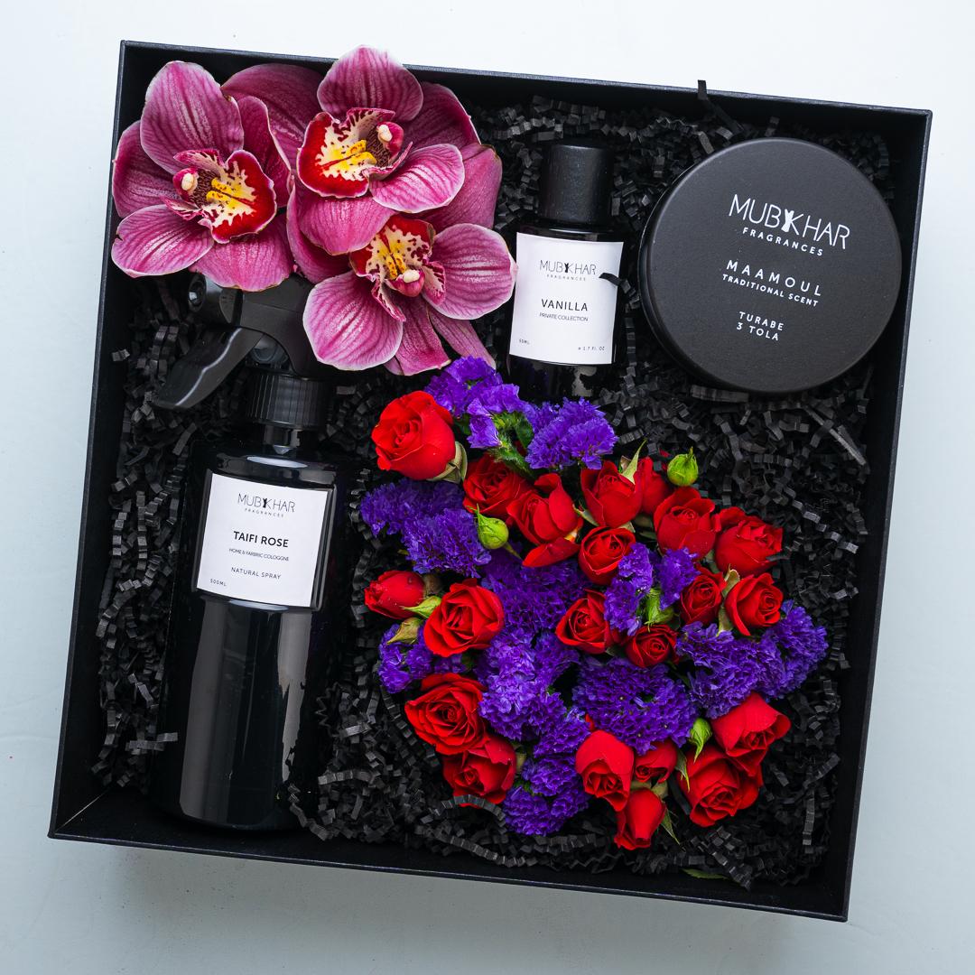 Mubkhar Gift Box I