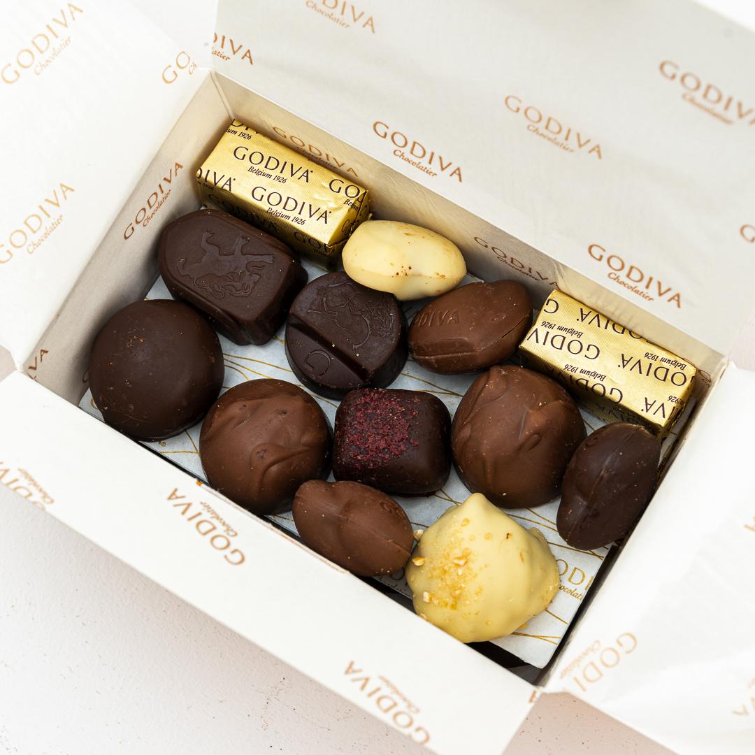 Godiva Golden Box II