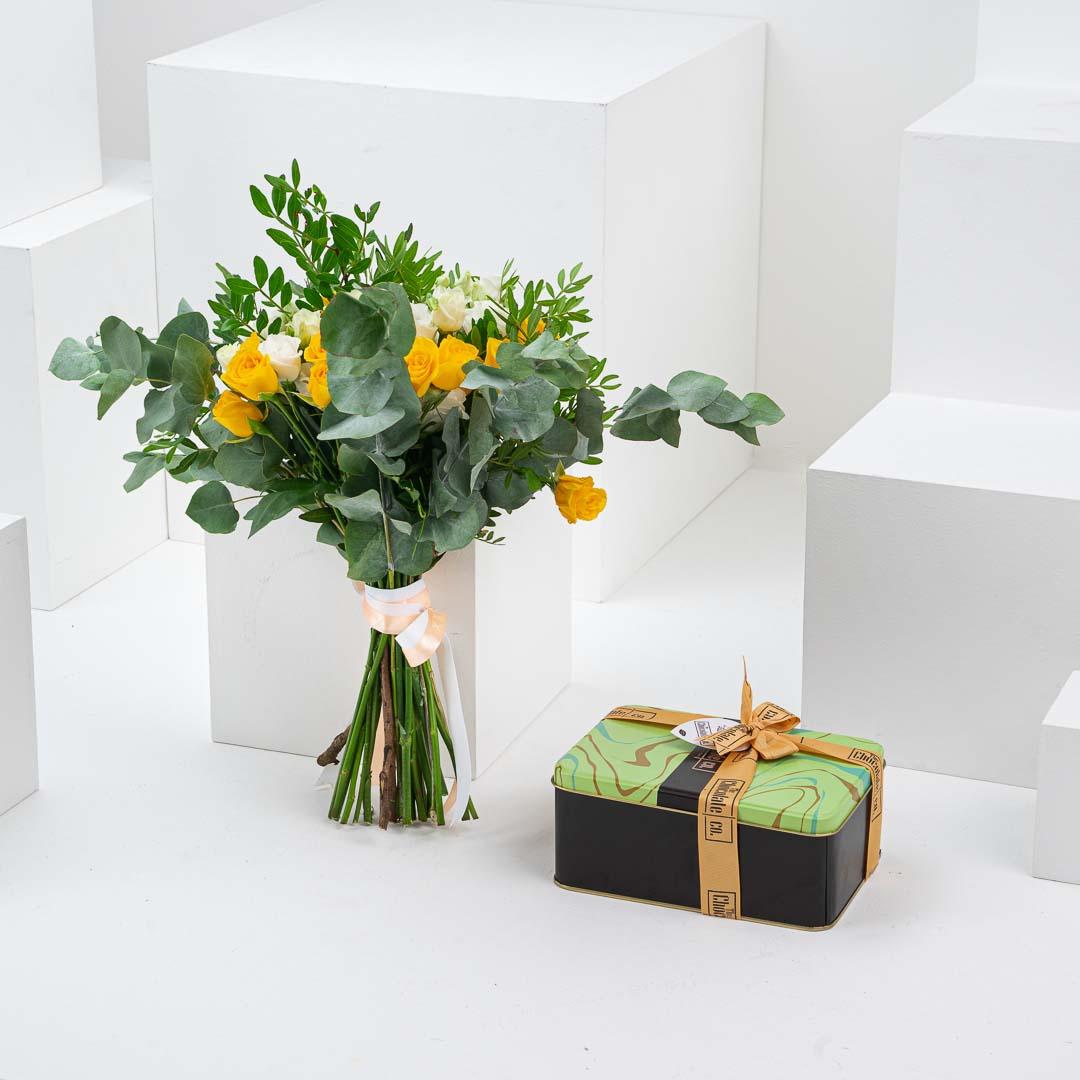The Chocolate Co. Green Box