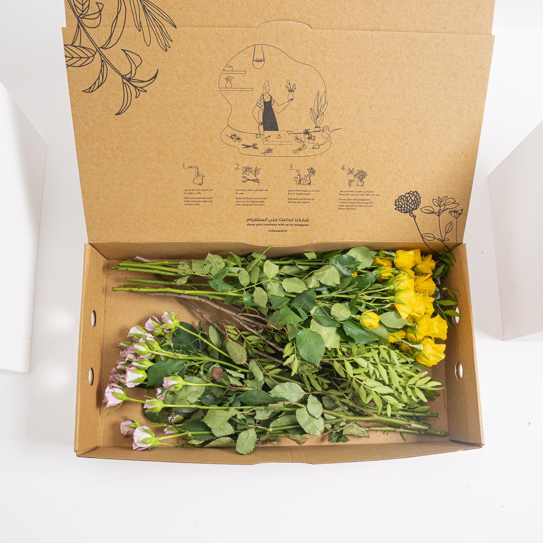Choose your DIY Flowers