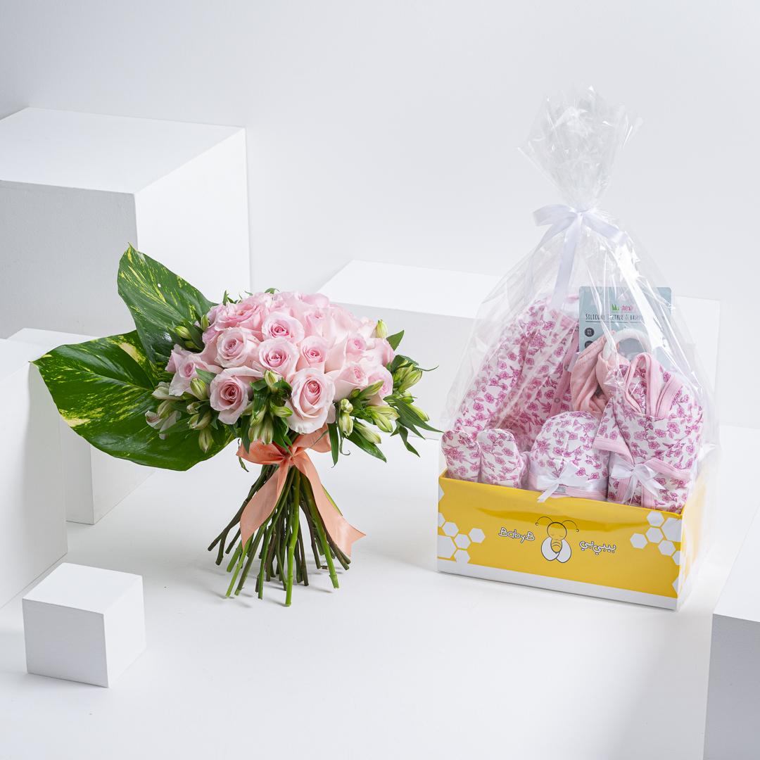 Pink Newborn Set II