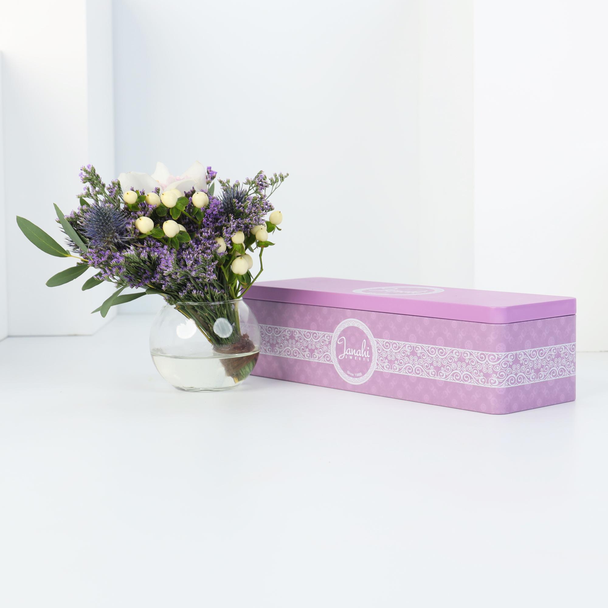 Janahi Sweet's Lilac Box