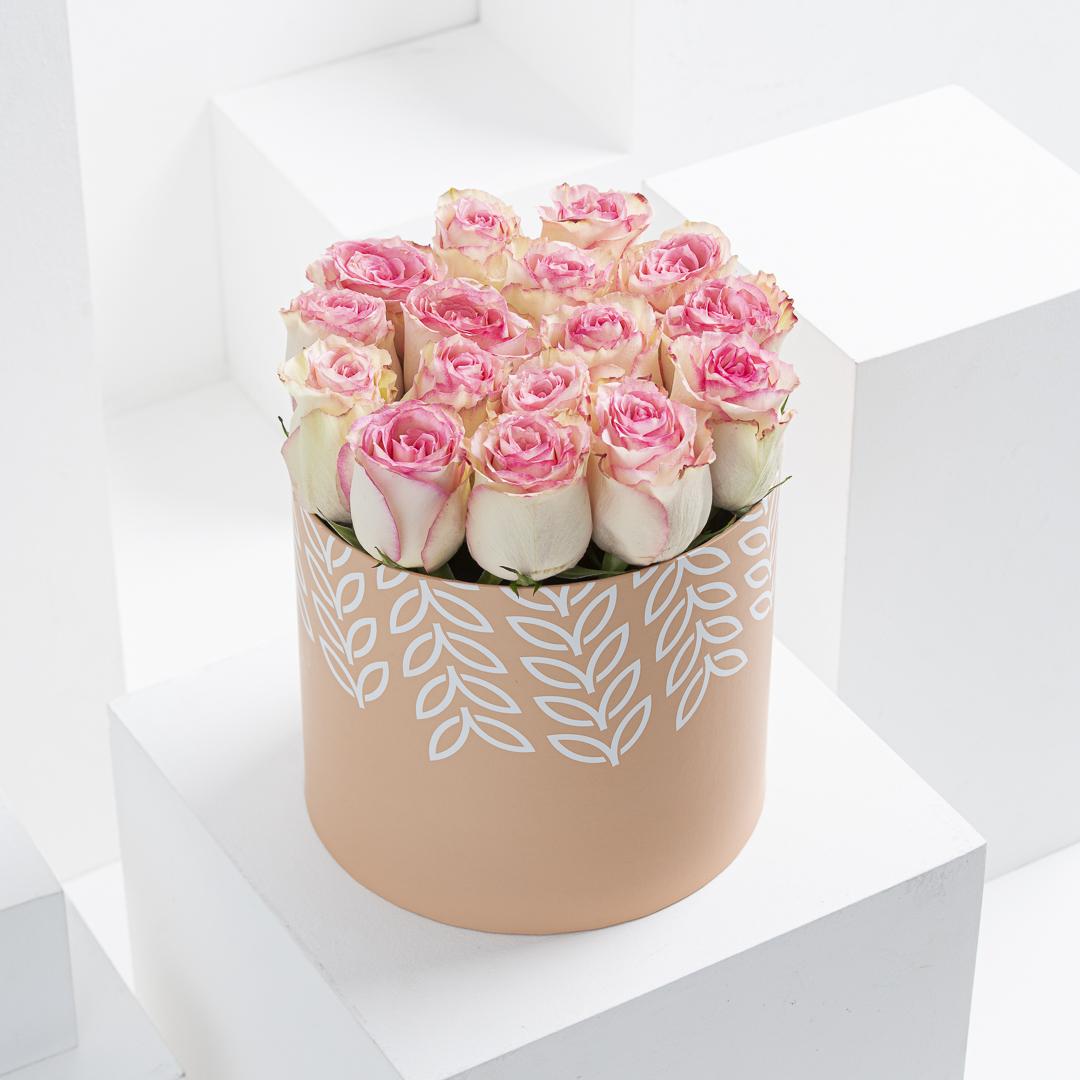 Roses cylinder