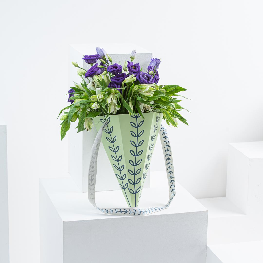 Flower Cone II