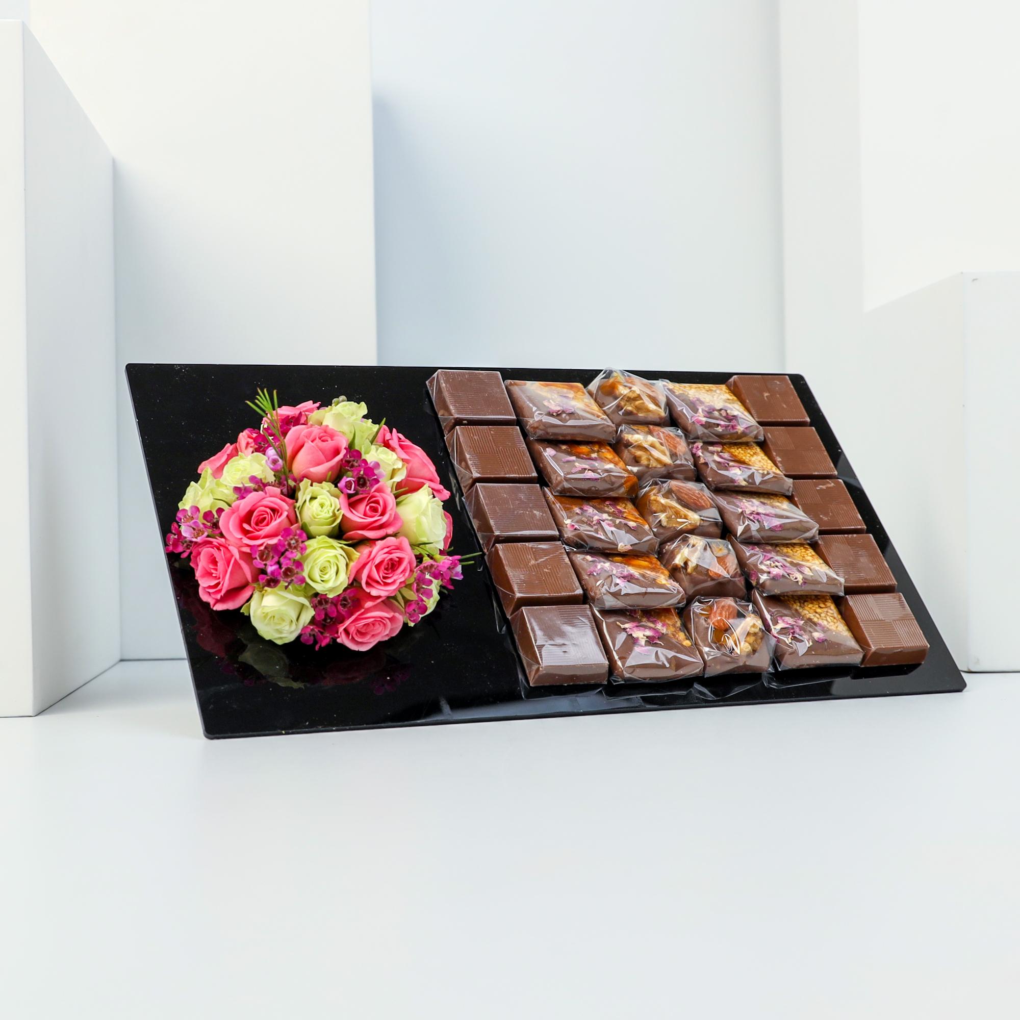 Mix Chocolate Tray