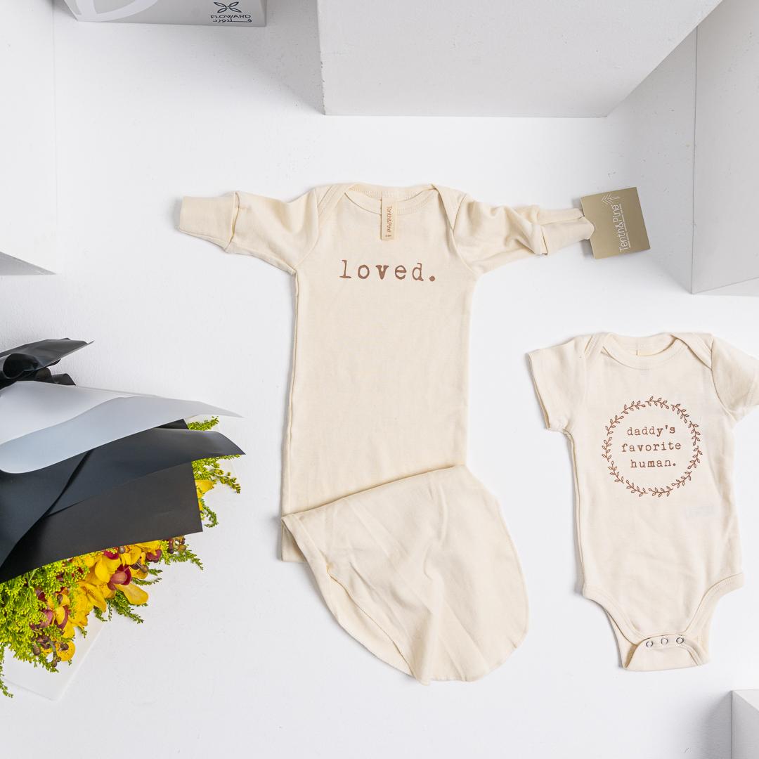 اوليانا مجموعة هدايا حديثي الولادة