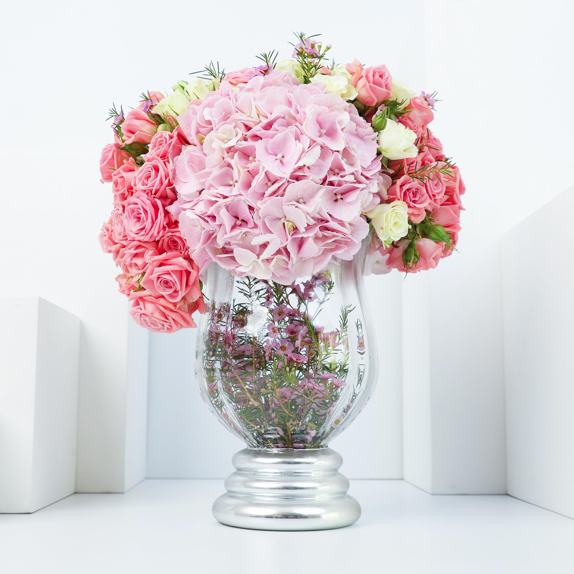 الحب الوردي من مريم