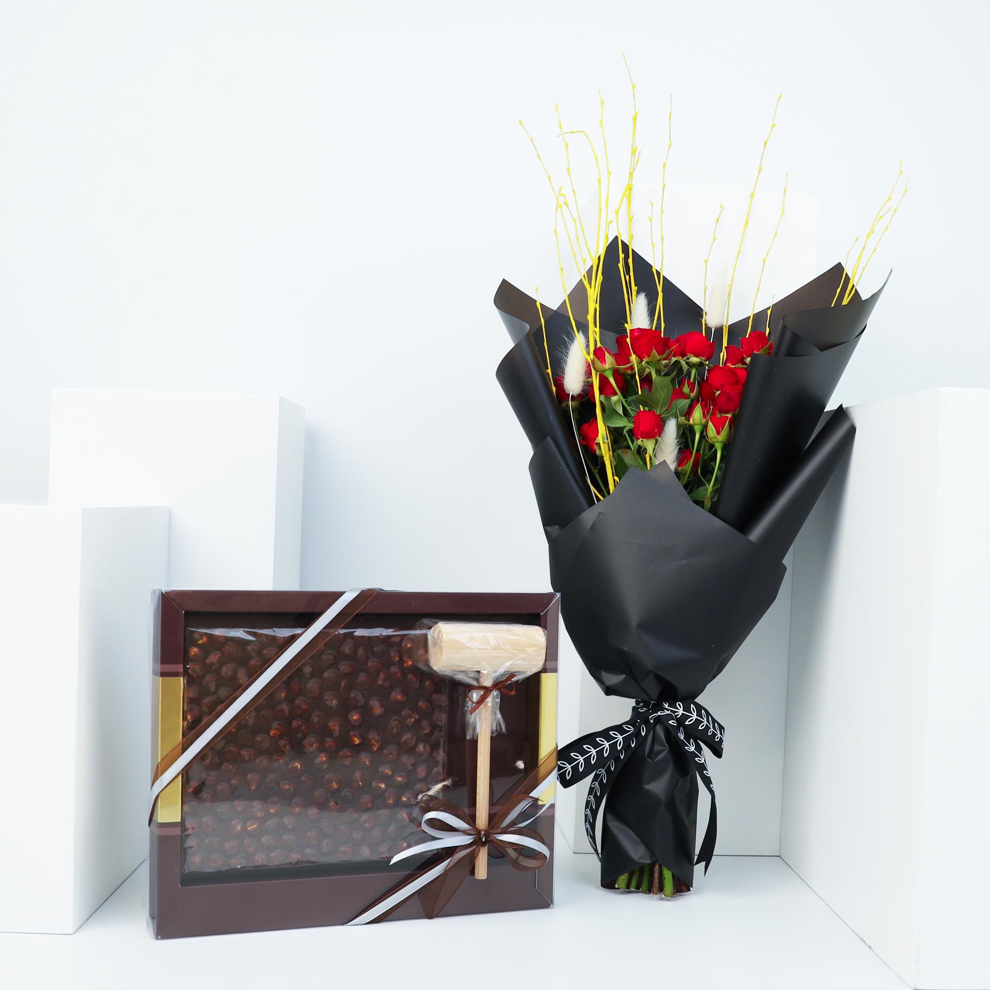 انفجار الشوكولاته من كريولاة