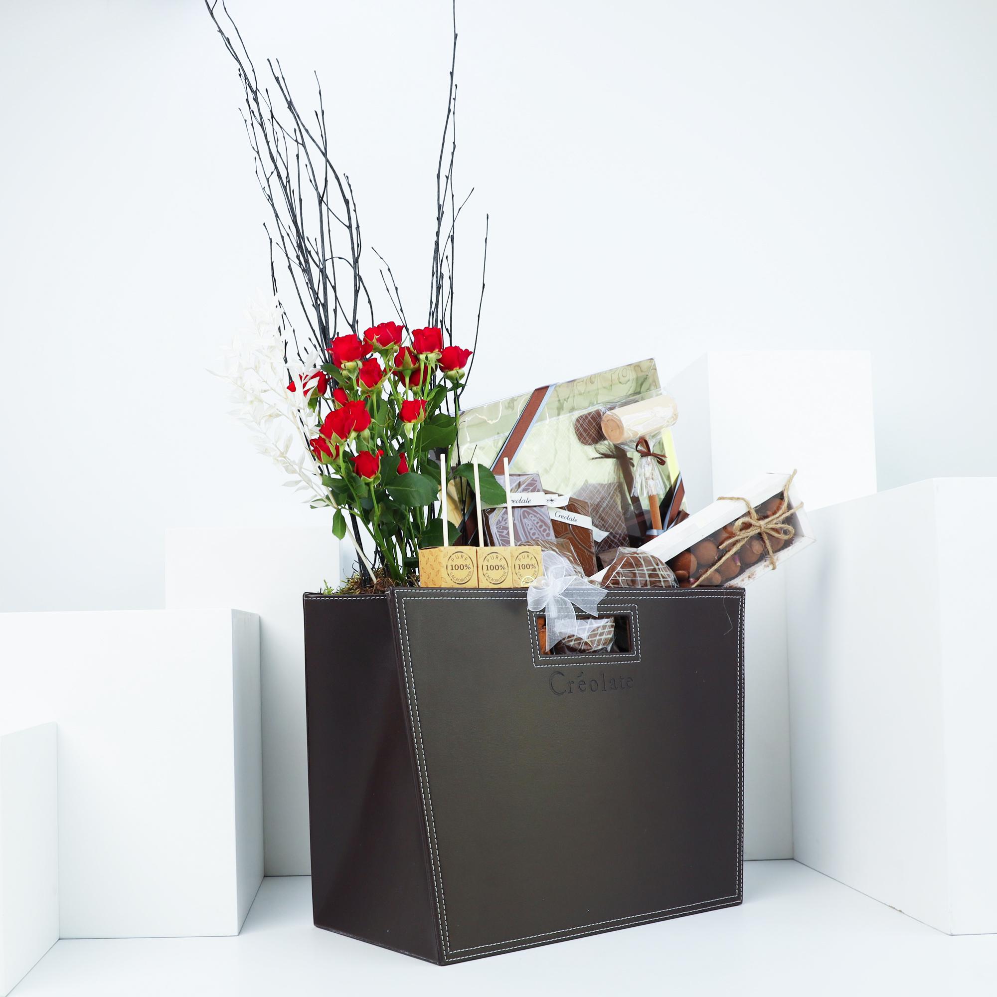 Creolate Assorted sweet box