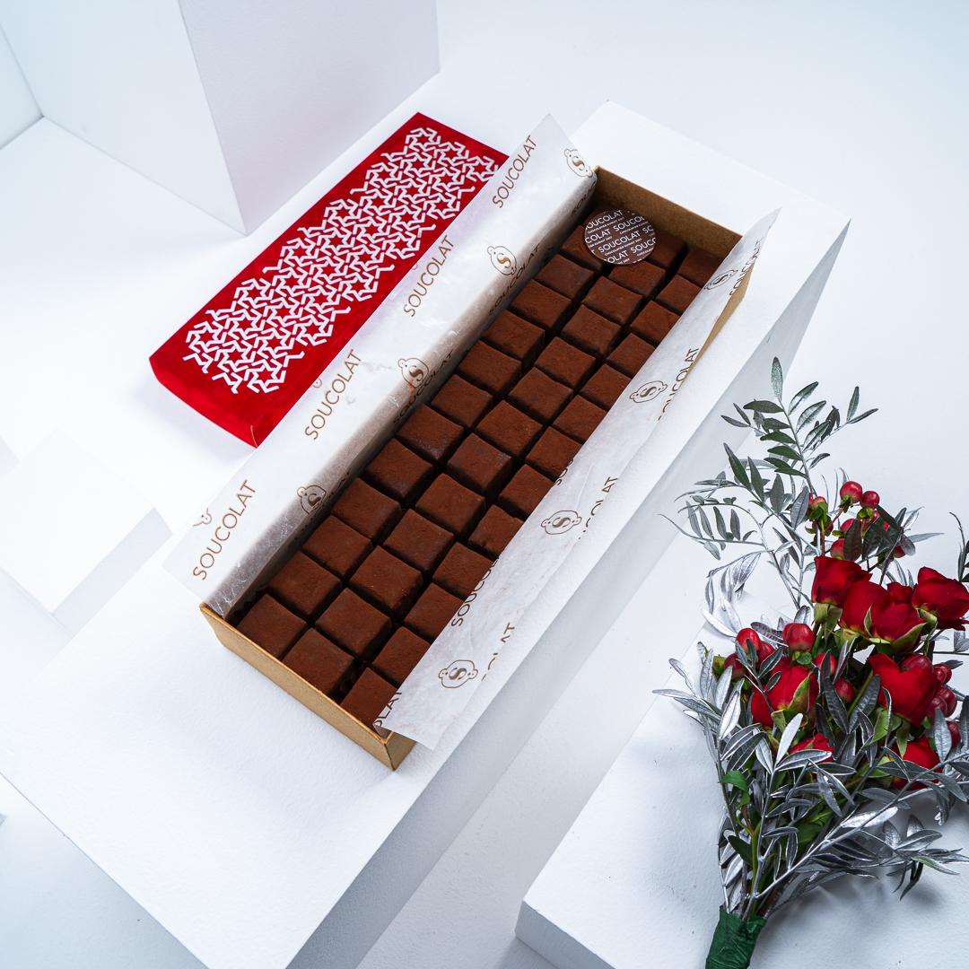 Soucolat Red Velvet Box
