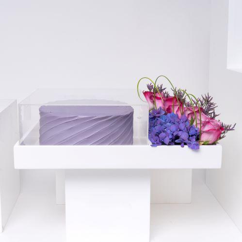 Opera Purple Cake