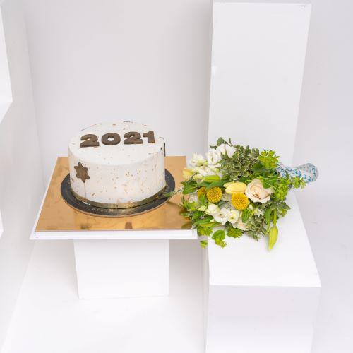 Opera NEW YEAR cake