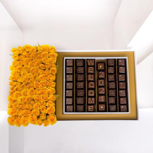 welcome 2021  opera chocolates