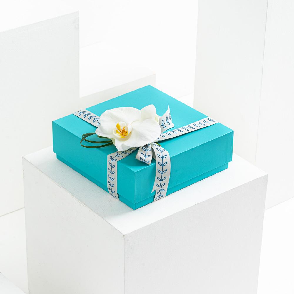 العلبة الزرقاء من جوديفا