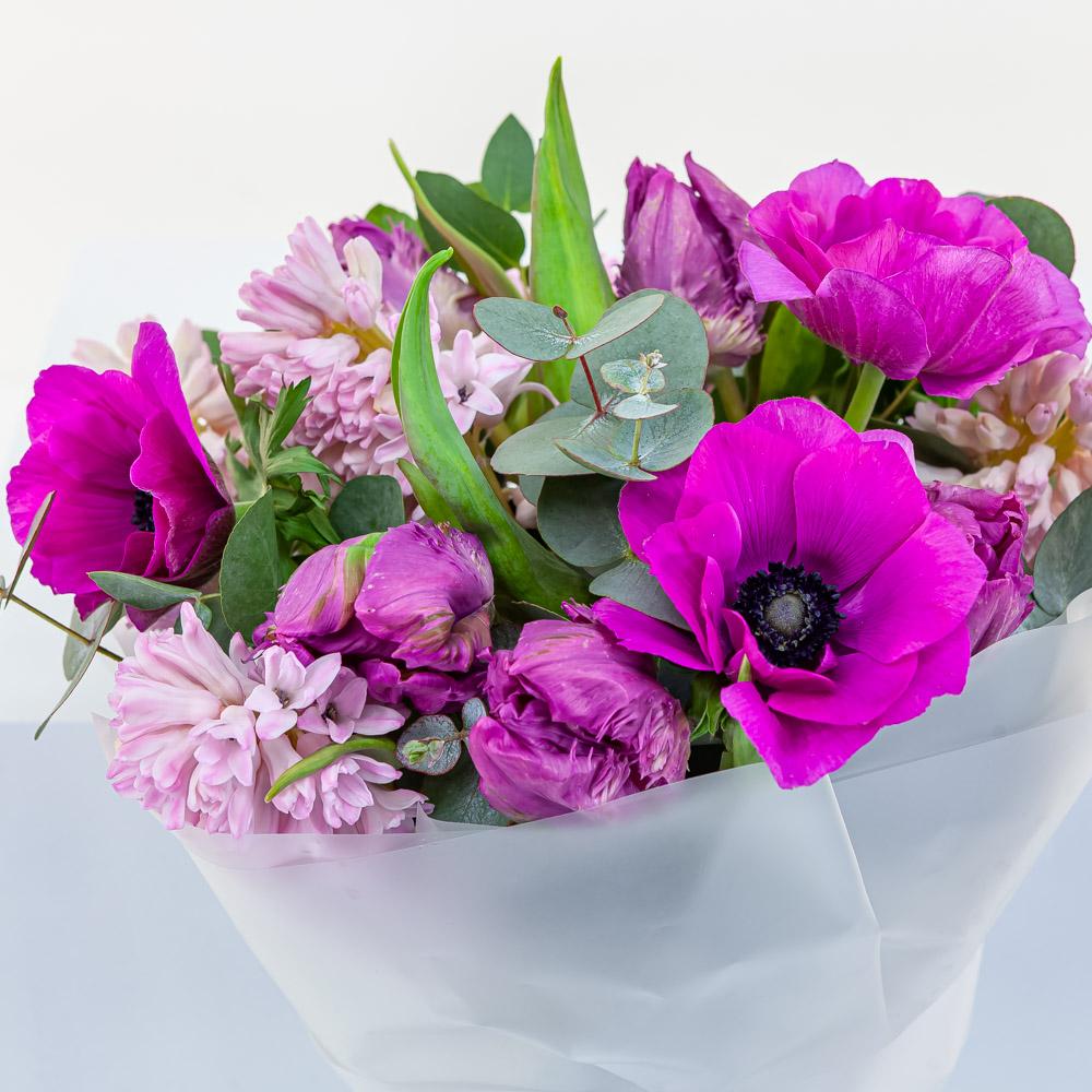 Magenta Pink Bouquet