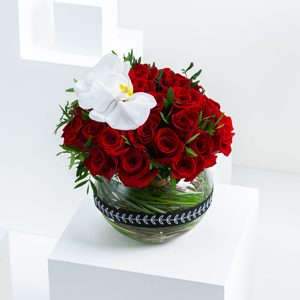 Valentine's Day Flowers IV