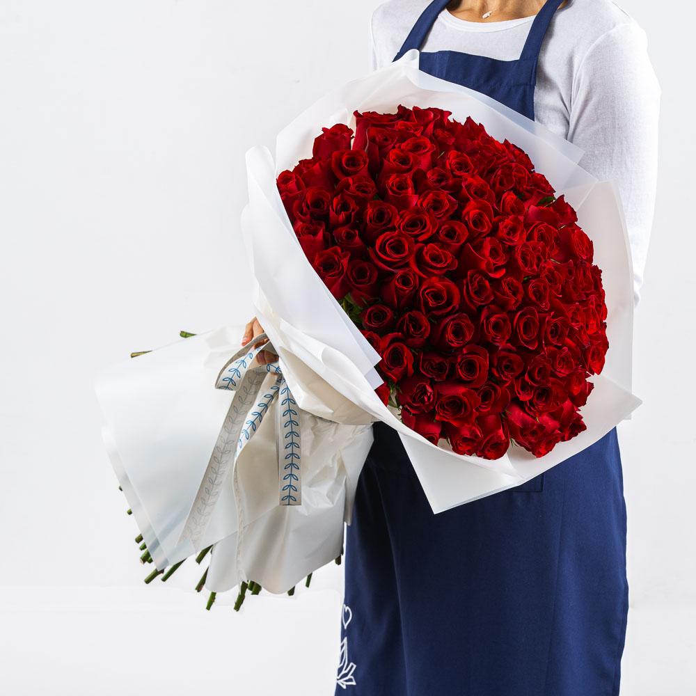 100 Roses II