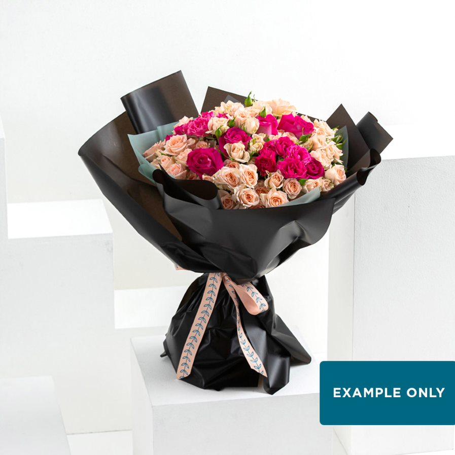 Weekly Seasonal Bloom Bouquet
