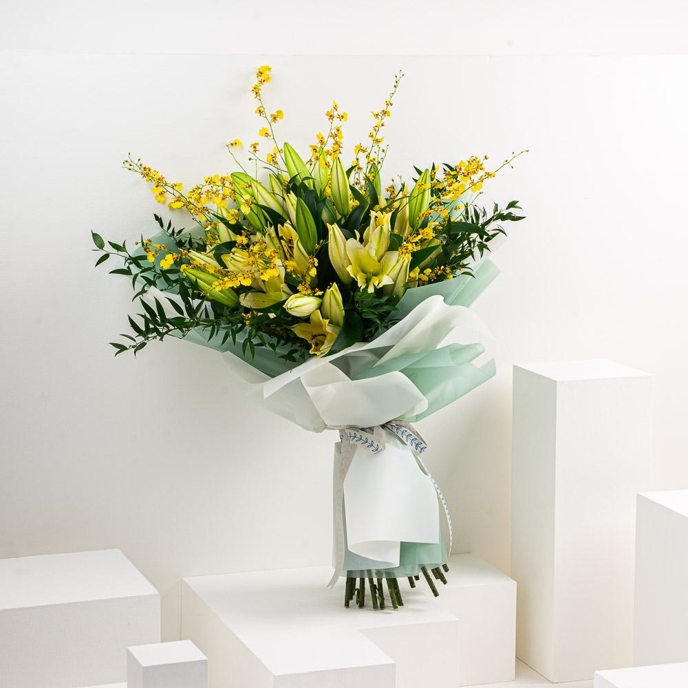 Sarah's Lily Bouquet